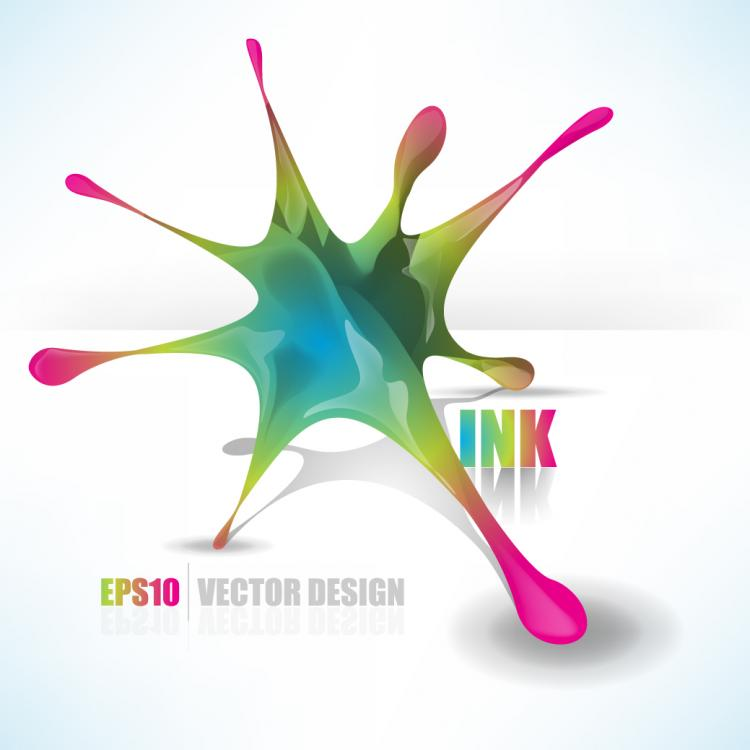 free vector Exquisite decorative abstract patterns 01 vector