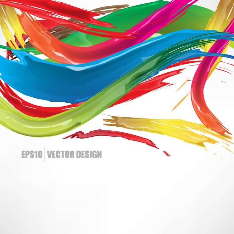 free vector Exquisite decorative abstract patterns 03 vector