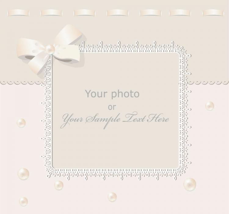 free vector Exquisite gift tag 02 vector