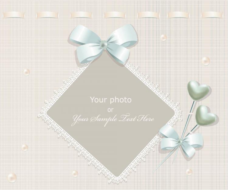 free vector Exquisite gift tag 03 vector