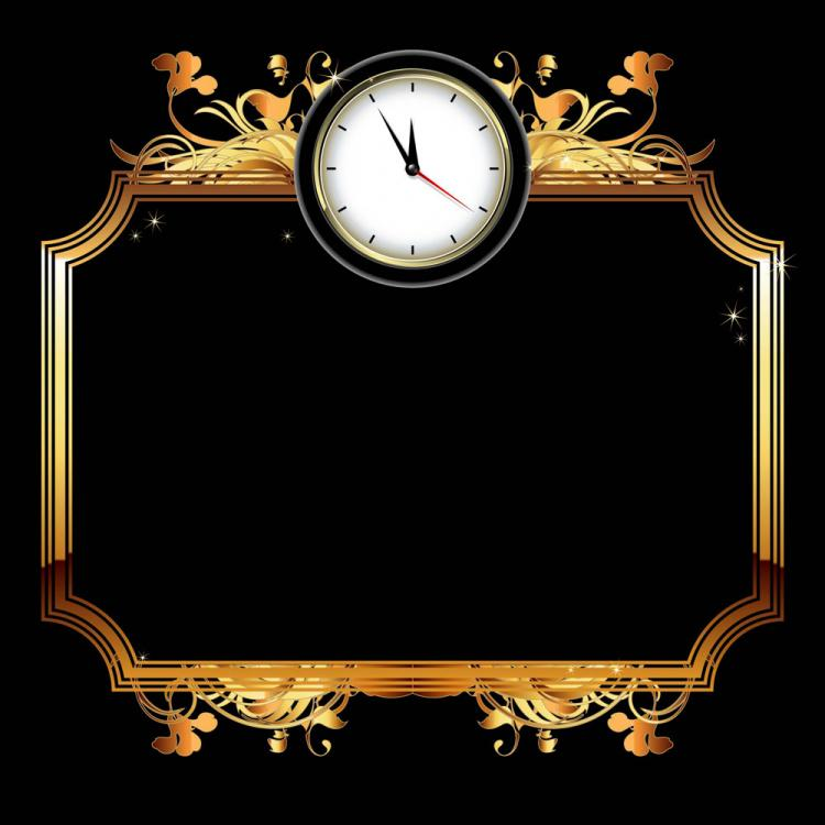 free vector Exquisite watches creative background 03 vector