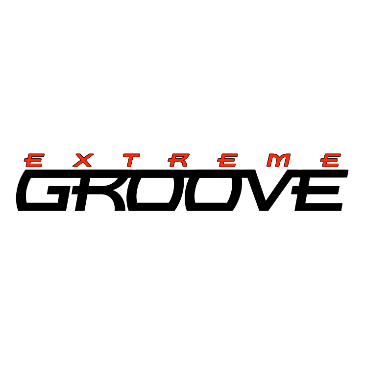 free vector Extreme groove