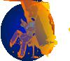 free vector Extreme Mountain Climber clip art
