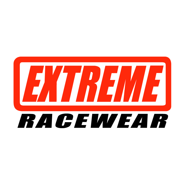 free vector Extreme racewear