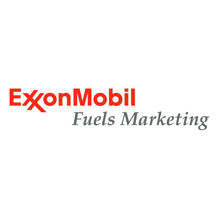free vector Exxonmobil fuels marketing