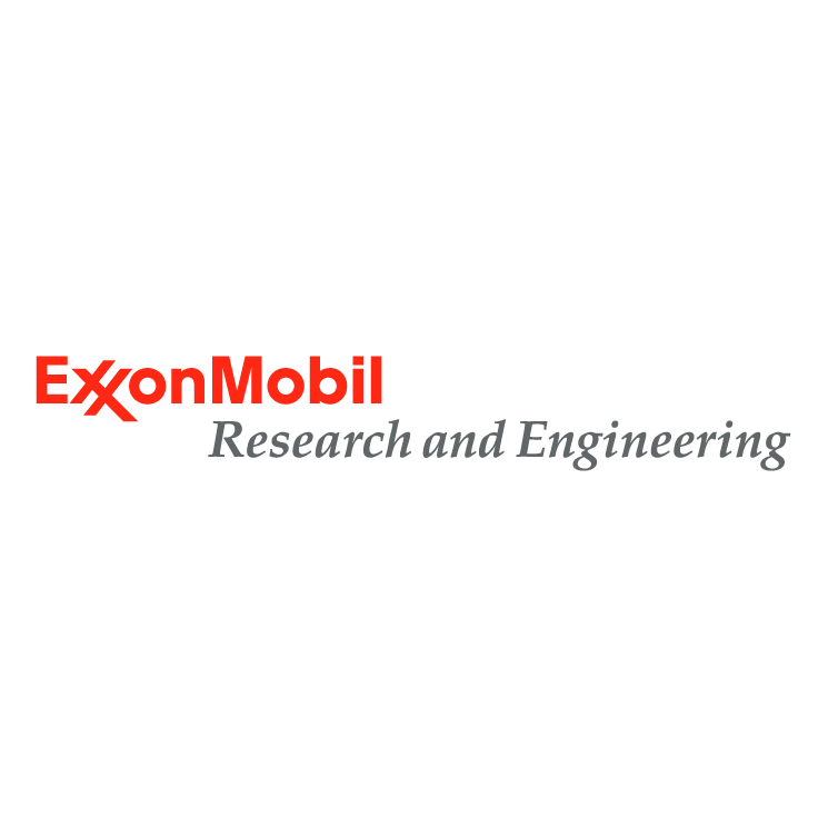 free vector Exxonmobil research and engineering