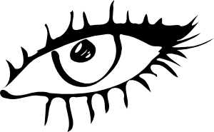 free vector Eye clip art