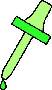 free vector Eye Dropper clip art