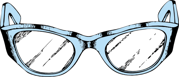 free vector Eye Glasses clip art