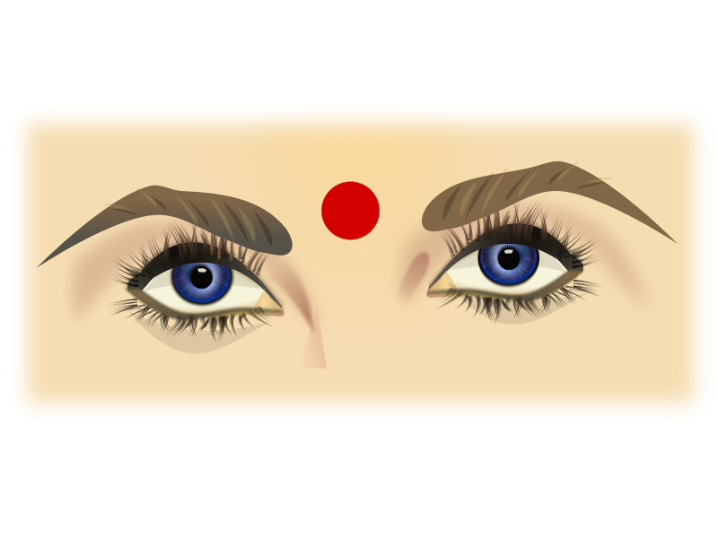 free vector Eyes by NetAlloy