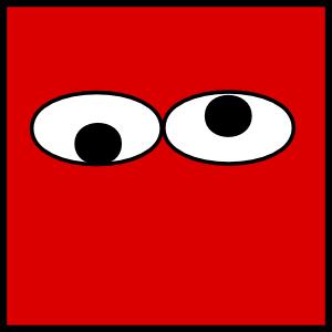 free vector Eyes Googly clip art