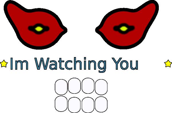 free vector Eyes Logotype clip art