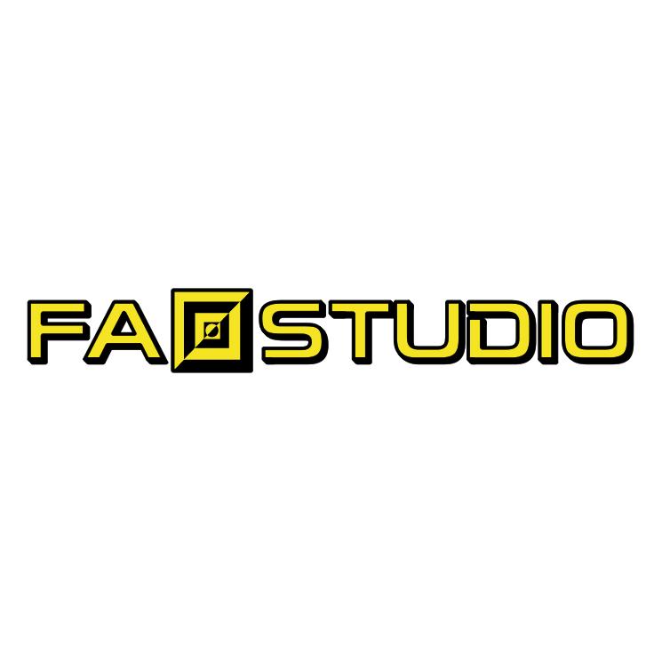free vector Fa studio
