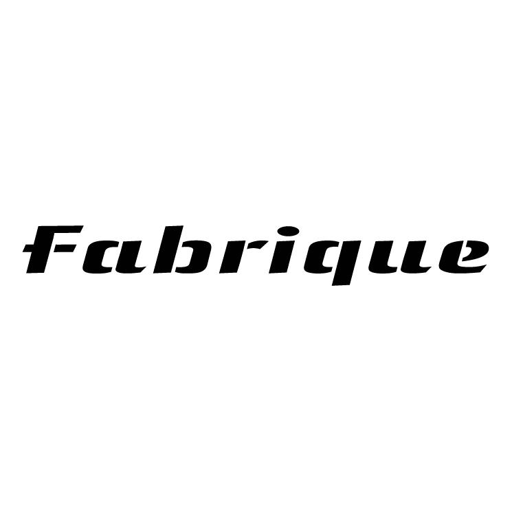 free vector Fabrique