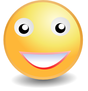 free vector Face Smiling clip art
