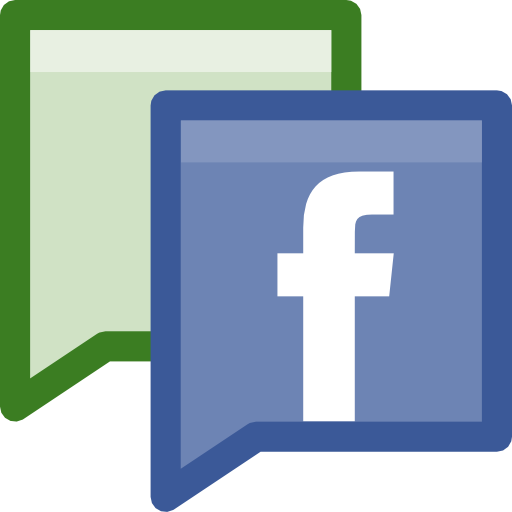 free vector Facebook style icon vector material