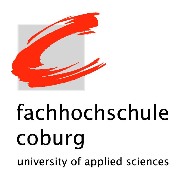free vector Fachhochschule coburg