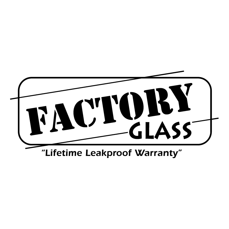 free vector Factory glass