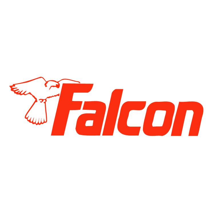 free vector Falcon 1
