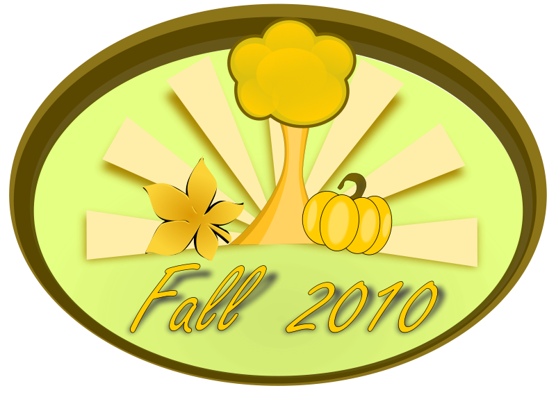 free vector Fall clip art