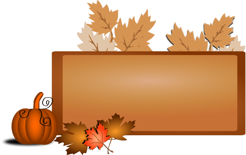 free autumn clipart images - photo #41