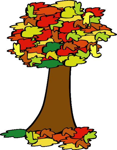 fall tree clip art free vector 4vector rh 4vector com fall tree clip art black and white fall tree clip art black and white