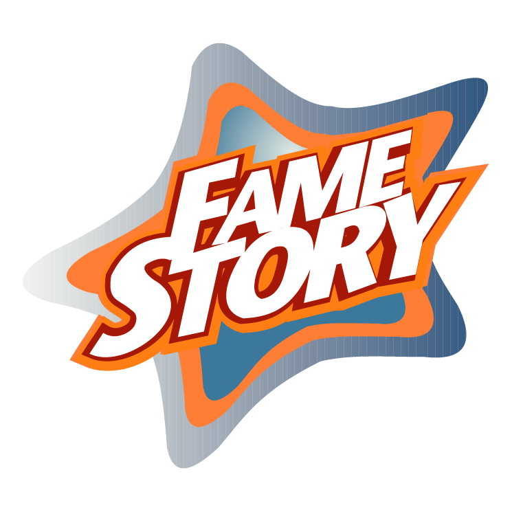 free vector Fame story