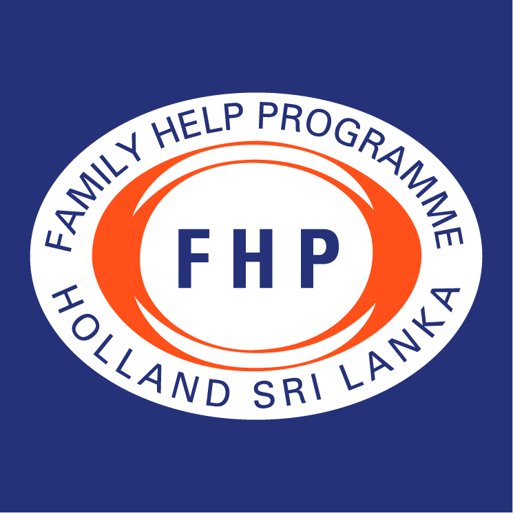 free vector Family help programme