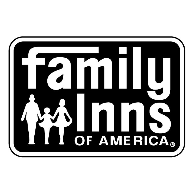 free vector Family inns of america