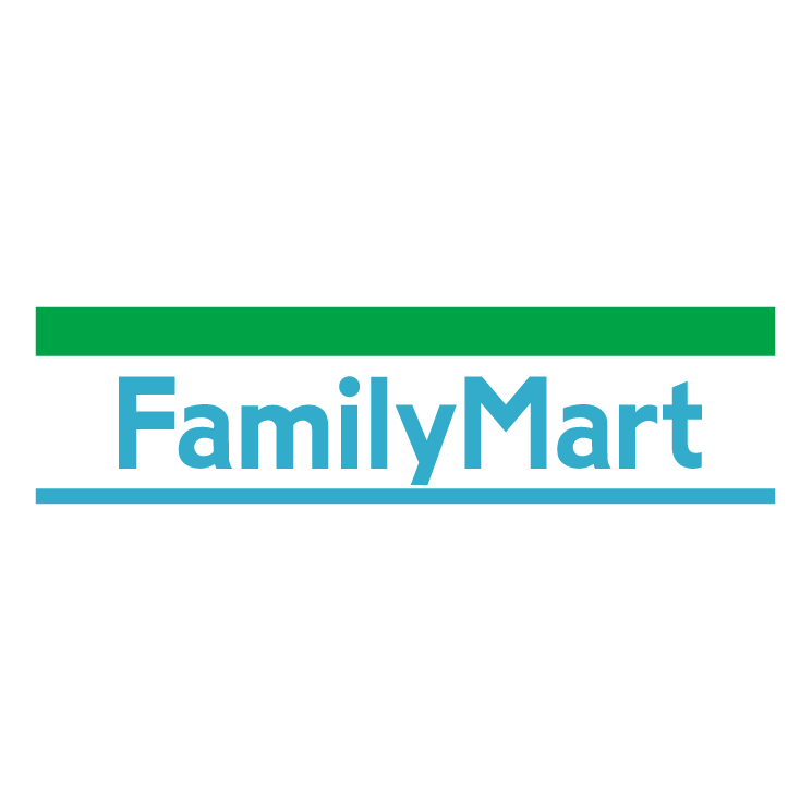 free vector Familymart