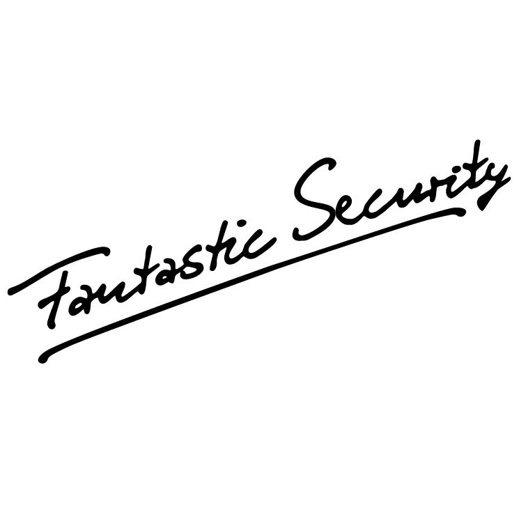 free vector Fantastic security