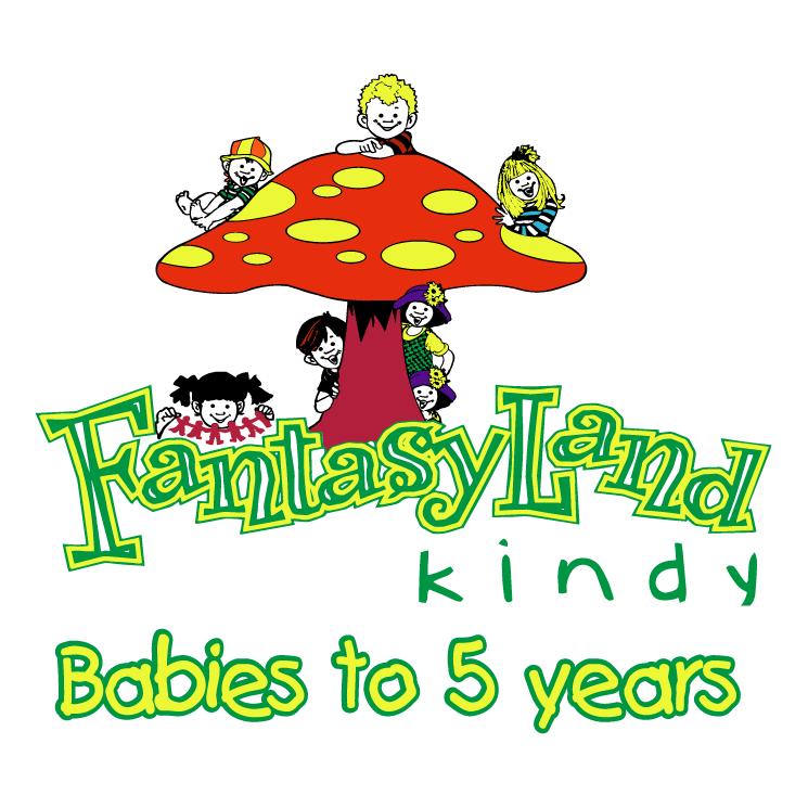 free vector Fantasyland kindy