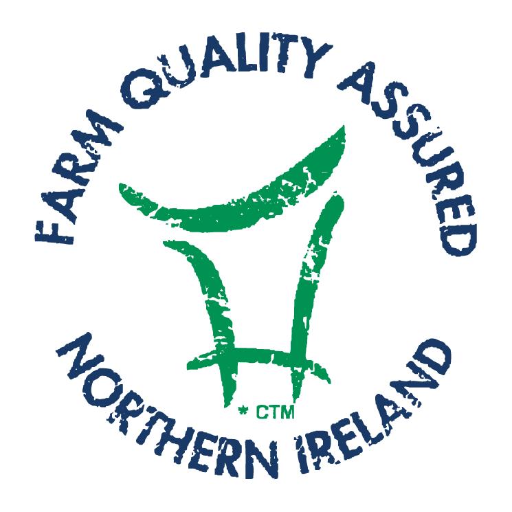 free vector Farm quality assured northern ireland