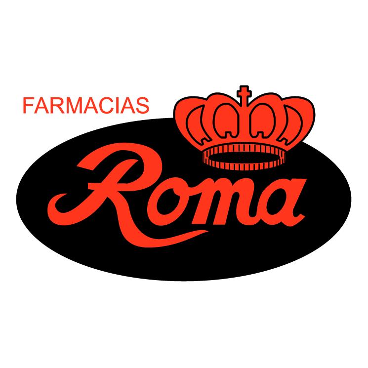 free vector Farmacias roma