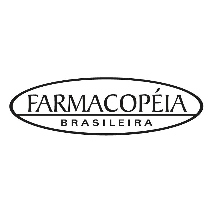 free vector Farmacopeia brasileira 0
