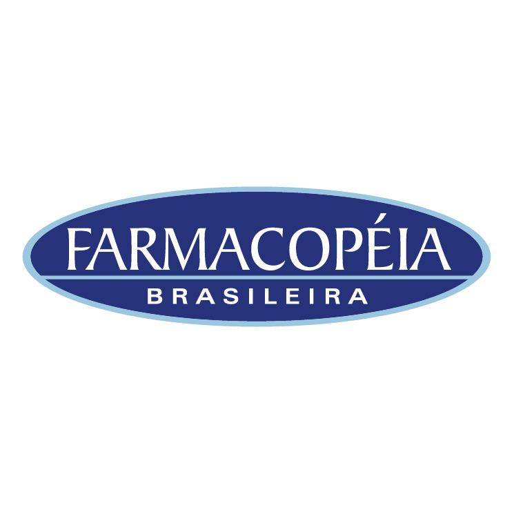 free vector Farmacopeia brasileira 1