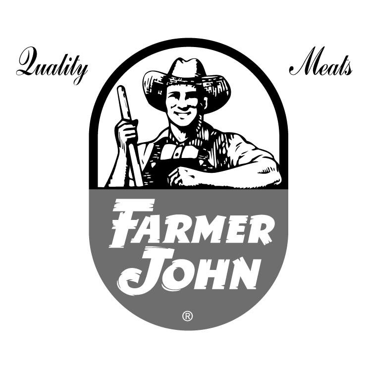 free vector Farmer john