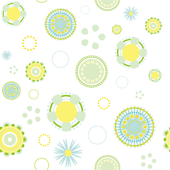 free vector Fashion background vector graphics material