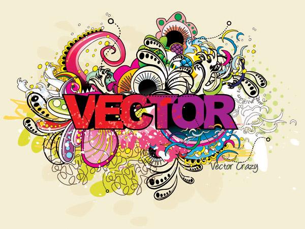 Fashion Font Design Vector Free Vector 4vector