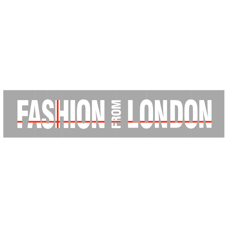 free vector Fashion from london