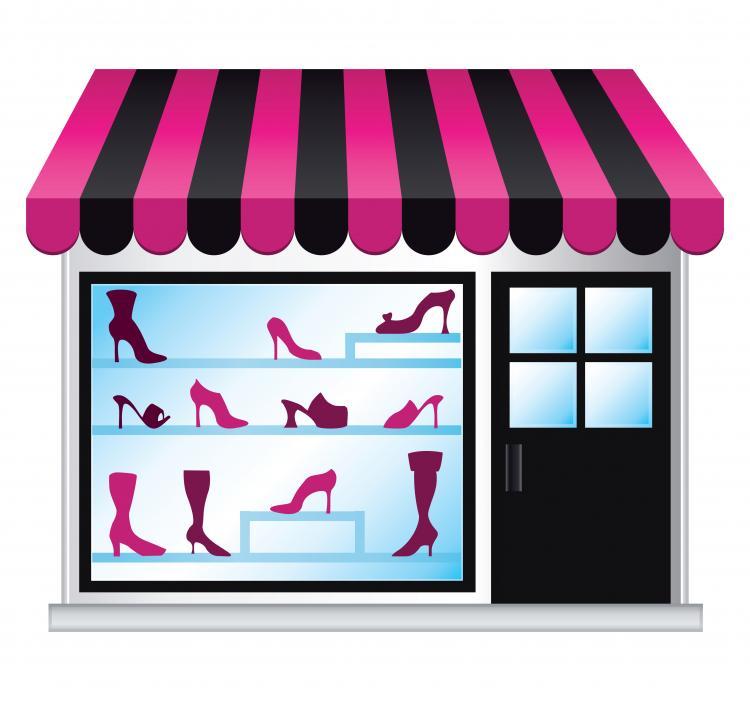free vector Fashion shopping 05 vector