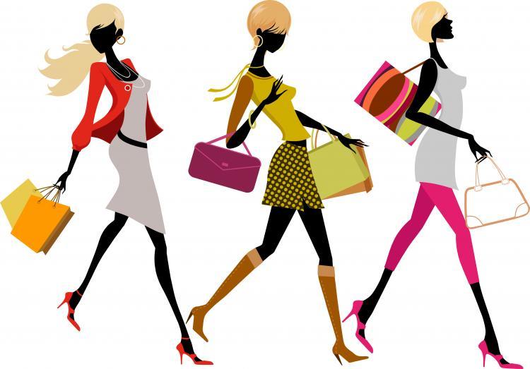Fashion women vector Free Vector / 4Vector