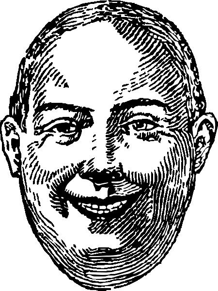 free vector Fatman clip art