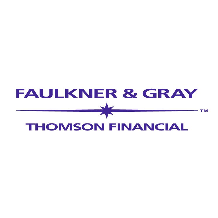 free vector Faulkner gray