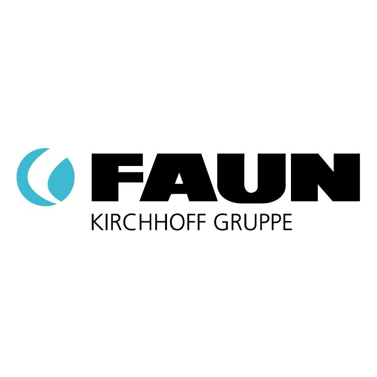 free vector Faun