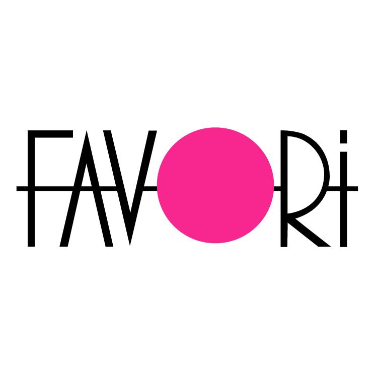 free vector Favori gold