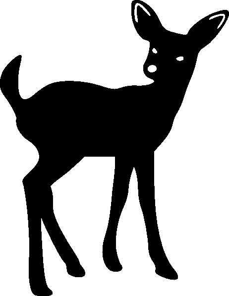 free vector Fawn clip art