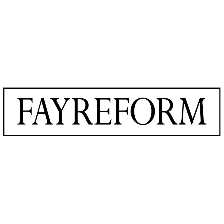 free vector Fayreform