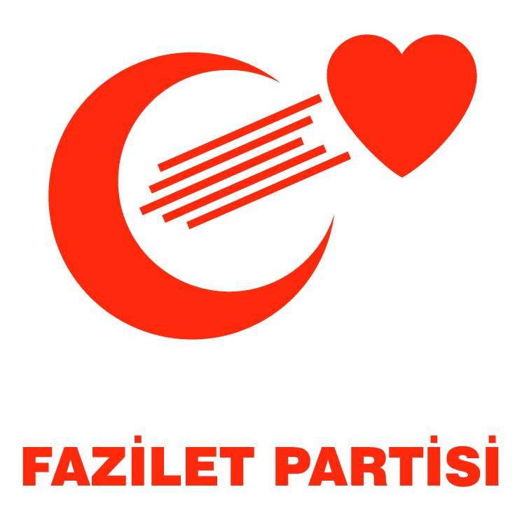 free vector Fazilet partisi