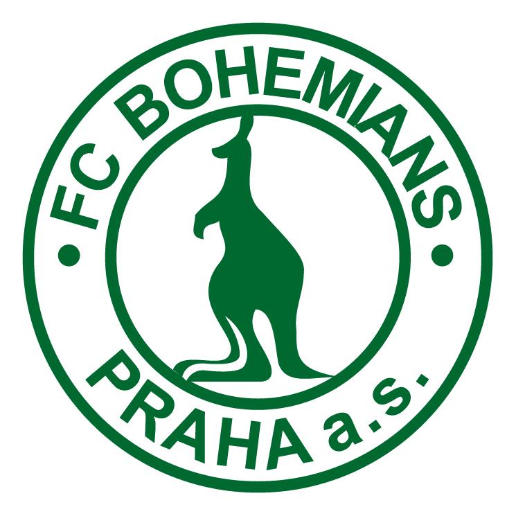 free vector Fc bohemians praha ac